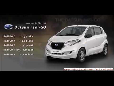 The Datsun Redi Go