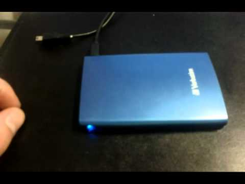 Get data from clicking hard drive