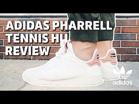 Adidas Pharrell Tennis Hu Review Bahasa Indonesia