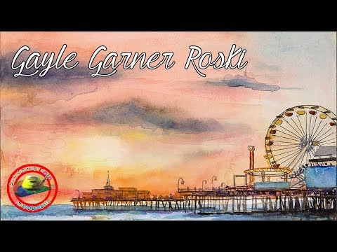 Fine Art Tips with Gayle Garner Roski on Colour In Your Life