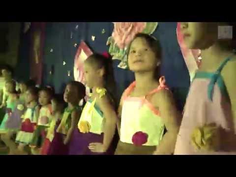 Biểu diễn thời trang - Thiếu nhi Gx Tử Đình - Lễ TT SVCG Nông Nghiệp Lần Thứ 17