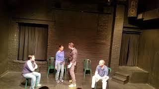 Community Sauna - Foreign Movie @ Three's Comedy 3/14/18