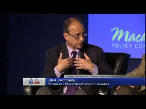 MPC 13 - Closing the Gap: 21st Century Jobs and Education