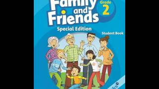 Family And Friends Grade 2 Special Edition CD 2