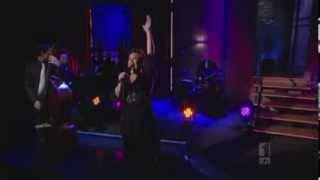 Oops I Did It Again - Ali McGregor on Adam Hills Tonight