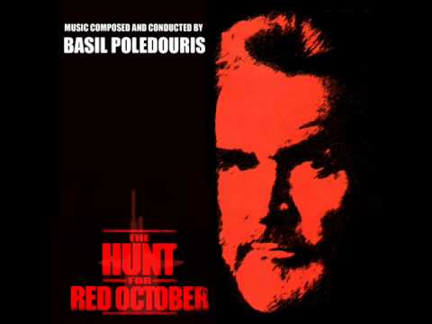 The Hunt For Red October : Hymn To Red October (Basil Poledouris)