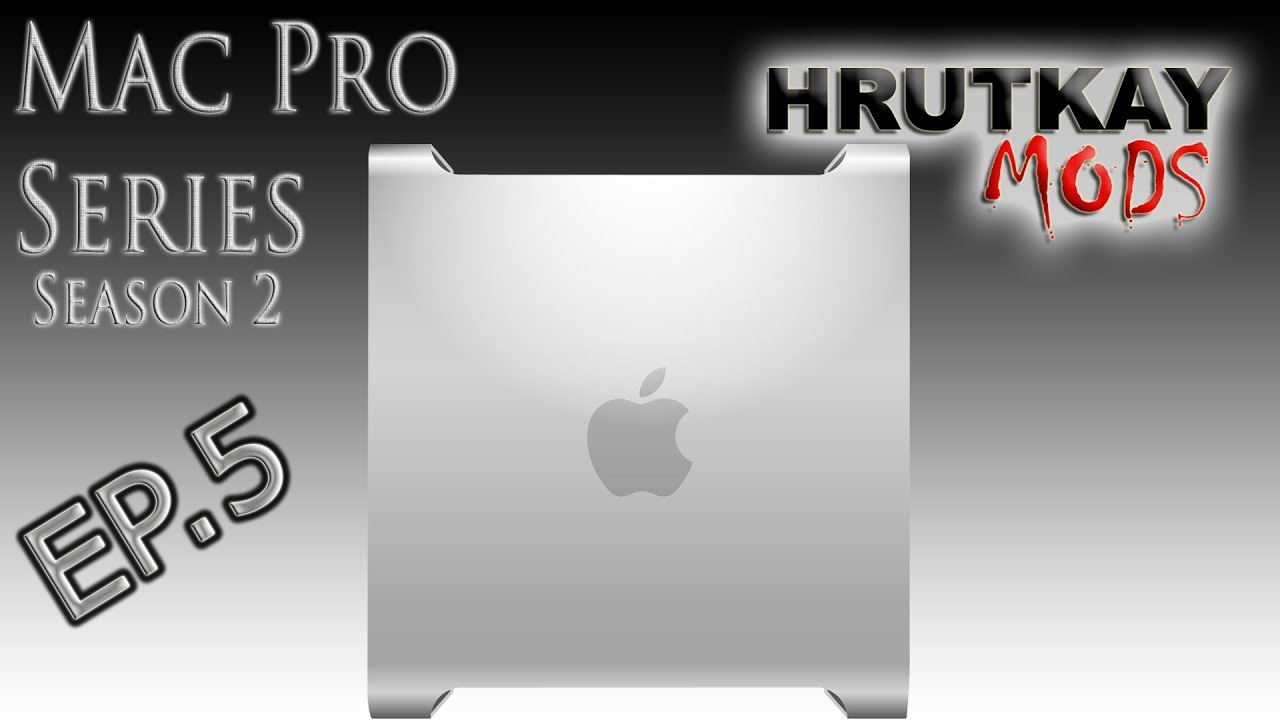 1,1-5,1 Why PC Video Cards Can Save You Money - Mac Pro Series S 2 EP 5
