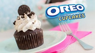 Cupcake de Oreo  Quiero Cupcakes!