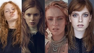 REDHEADS - Color Analysis