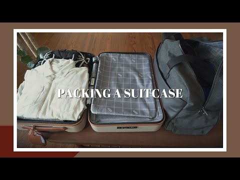 How to Pack A Suitcase when Traveling | What to pack when traveling thumbnail