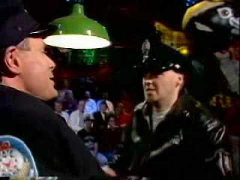 Sgt Smith Interrogation, The Big Gig, 1990