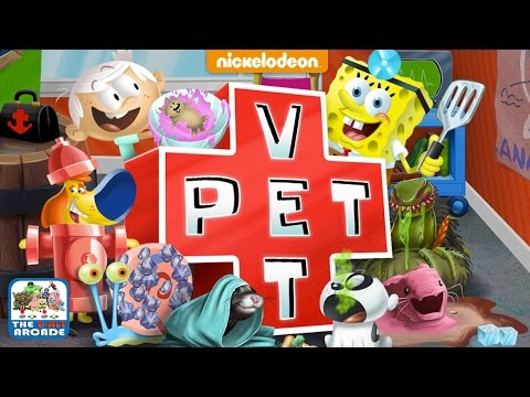 Nickelodeon Pet Vet - Cure The Ailments Of The Nickelodeon Pets (Nickelodeon Games)