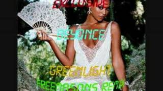 Beyonce - Greenlight - Freemasons Remix