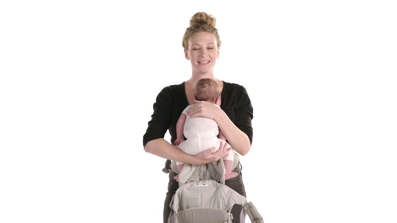 Ergobaby Omni 360 Carrier Newborn Fit Tips