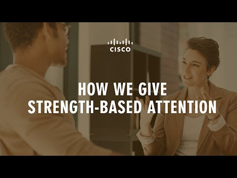 How We Give Strength-based Attention