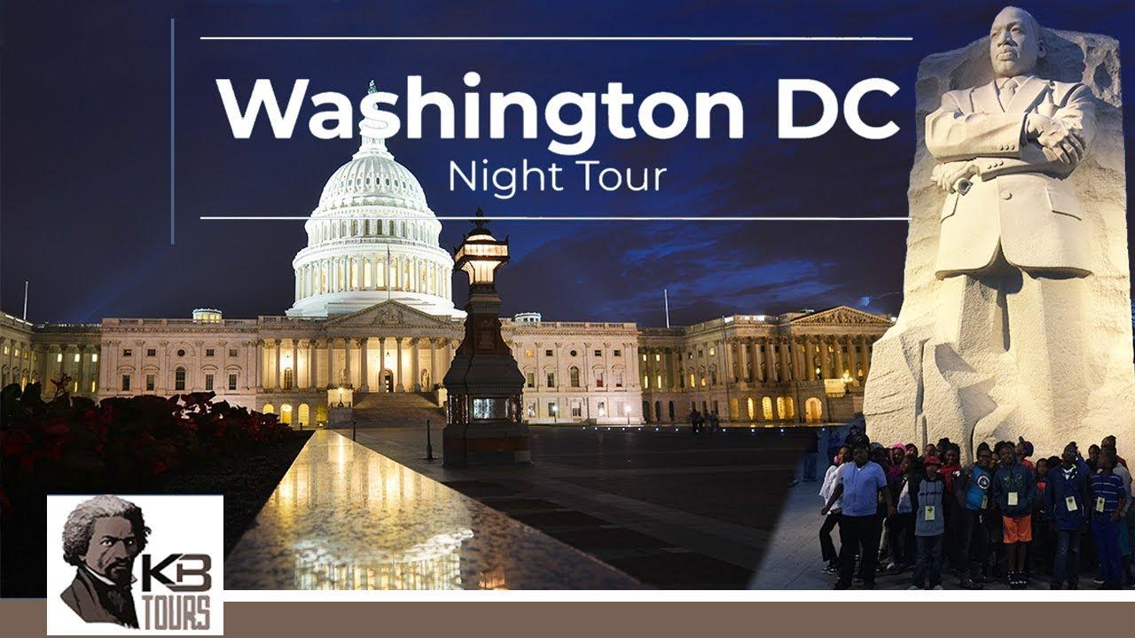 Washington Dc Night Tours >> Washington Dc Night Tour Kb Tours Washington Dc Night Tour