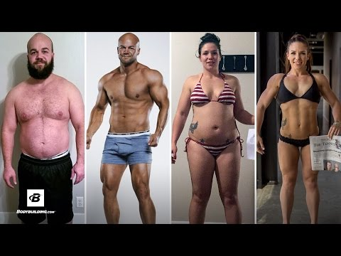 EPIC SURPRISE!  Two 12Week Transformation Winners Receive $100,000 Each