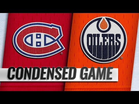 11/13/18 Condensed Game: Canadiens @ Oilers