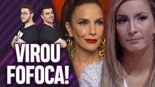 CLAUDIA LEITTE COPIOU IVETE SANGALO DE NOVO?! | Virou Festa