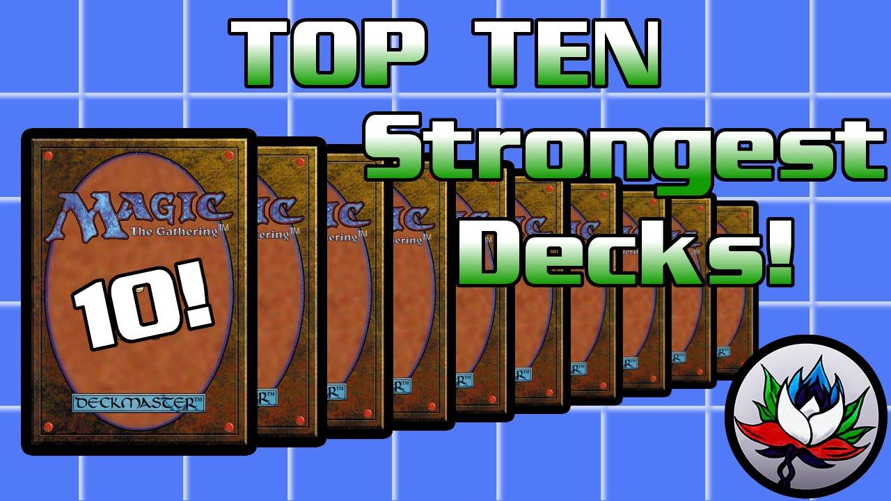 Mtg Build Decks