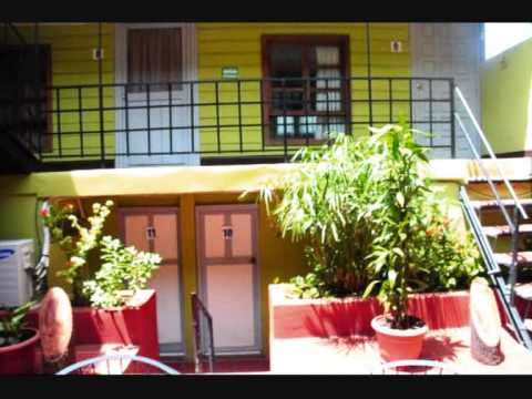 Promotional video from #Hostal La Casa de los Abuelos's website