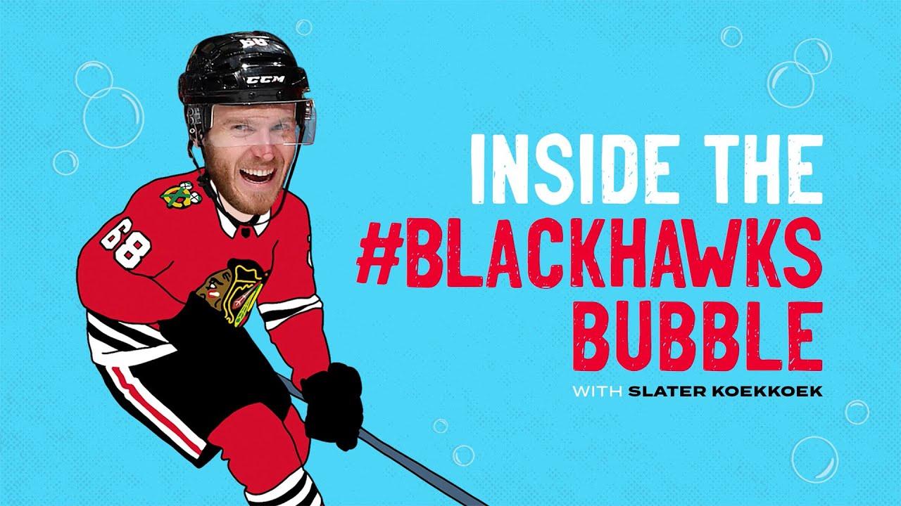 Mic'd Up: Inside the bubble with Slater Koekkoek