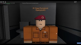 SCP Test! (Roblox SITE-17) SCP-096 Testing!