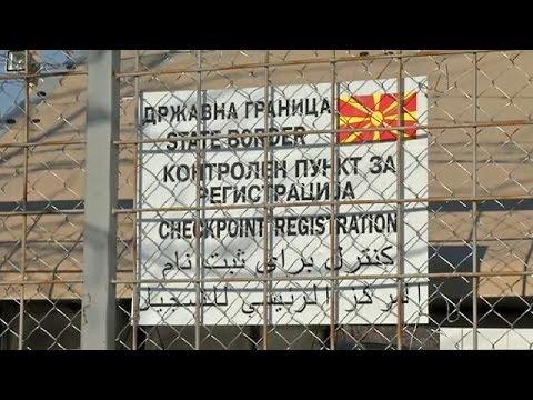 Former Yugoslav Republic of Macedonia reopens borders