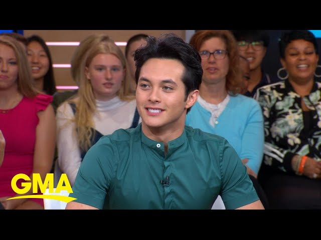 'American Idol' winner Laine Hardy relives final moment l GMA