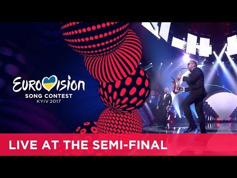 Sunstroke Project - Hey Mamma (Moldova) LIVE at the first Semi-Final