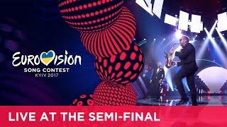 Video Sunstroke Project - Hey Mamma (Moldova) LIVE at the first Semi-Final download MP3, 3GP, MP4, WEBM, AVI, FLV September 2017