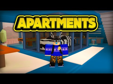 NEW APARTMENTS! (ROBLOX Jailbreak)