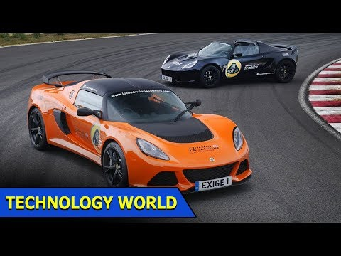 Moving Parts - Lotus Sports Car | Technology World | Ep 1