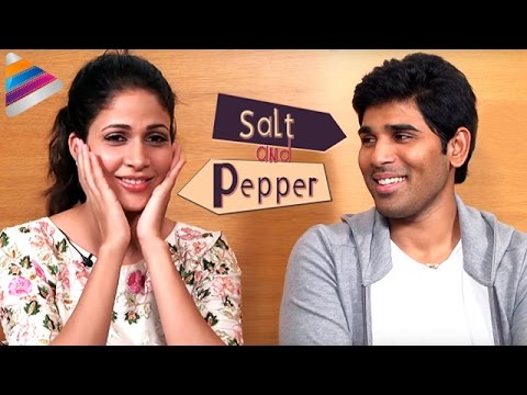Lavanya Tripathi and Allu Sirish about Love | Salt & Pepper Interview | Srirastu Subhamastu Movie