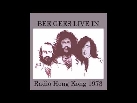 Bee Gees Live In Hong Kong Radio 1973 - SAW A NEW MORNING