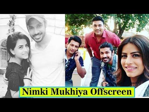 Nimki Mukhiya Offscreen Masti   Nimki Mukhiya Serial   Star bharat