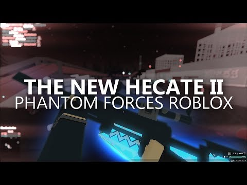 THE BEST SNIPER IN ROBLOX PHANTOM FORCES?! (HECATE II)