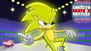 Sonic Beatbox Solo - Cartoon Beatbox Battles