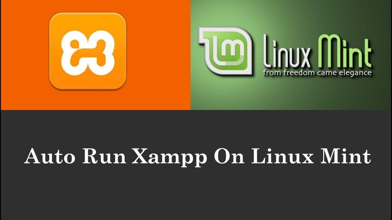 How To Auto Start Xampp In Ubuntu 18.04