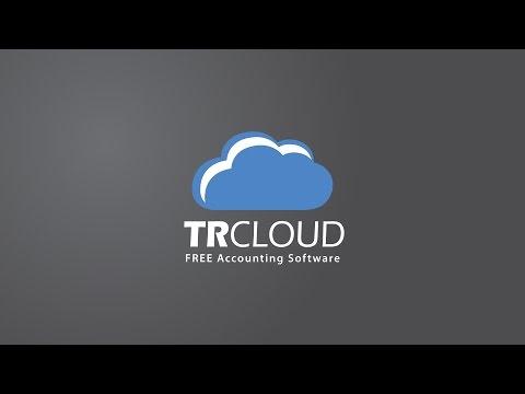 โปรแกรมบัญชี ฟรี TRCLOUD - 1 การเชื่อมโยงข้อมูลผังบัญชี