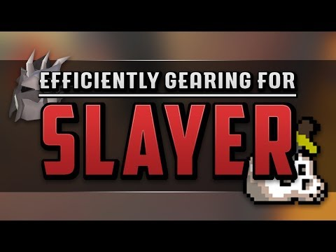 Guidelines for Efficiently Gearing for Slayer - From Cheap Gear to Best in Slot (OSRS)