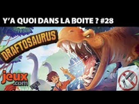 Draftosaurus - UNBOXING