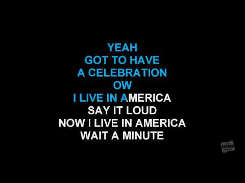 Living In America in the style of James Brown karaoke versio