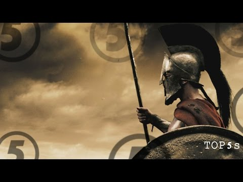 5 Barbaric Facts About The Spartans