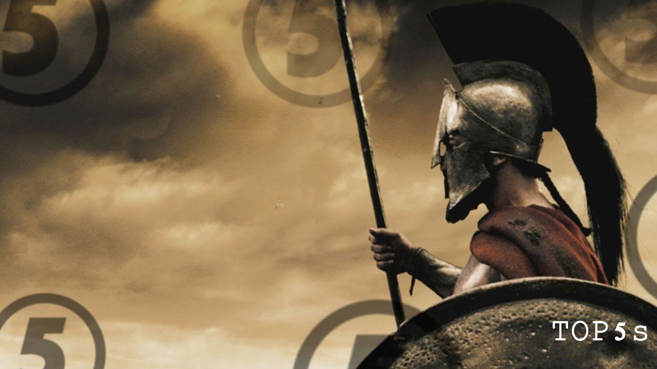 5 Barbaric Facts About The Spartans - YouTube