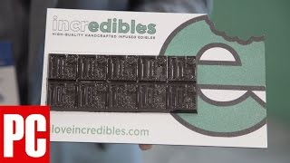 Inside incredibles, the Willy Wonka Company of Marijuana Edibles