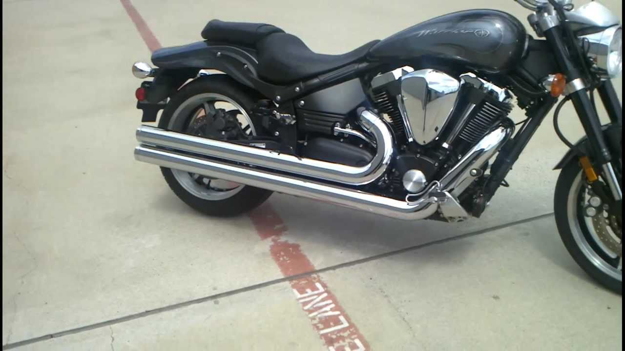 2004 Yamaha Road Star Warrior 1700