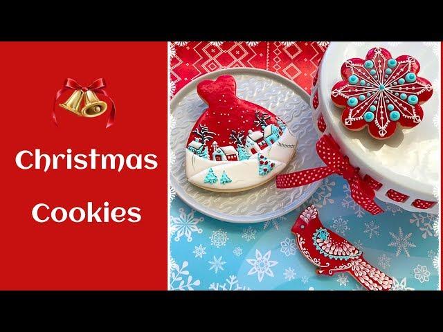 Beautiful Christmas Cookies ❤️