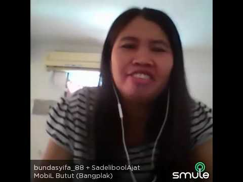 Smule mamangbool mobil butut