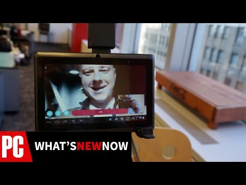 What's New Now: What Can You Do With a $38 Tablet?